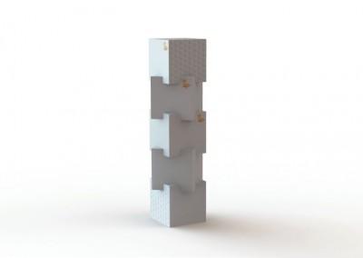 Stacking-Box-Display