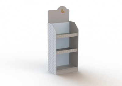 3 Shelf FSDU