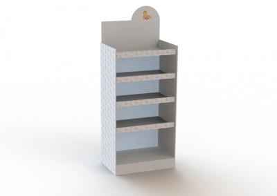 5 Shelf FSDU